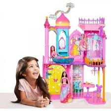 Image is loading Barbie-Dream-House-Glam-Vacation-Toys-Girls-Age- Barbie Dream House Glam Vacation Toys Girls Age 3 4 5 6 Young