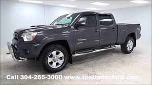 Used Toyota Tacoma for sale, Morgantown, WV, Toothman Ford, 304 ...