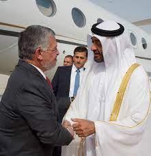 سمو الشيخ محمد بن زايد آل نهيان ولي عهد أبوظبي نائب القائد…