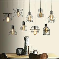 metal pendant lighting retro lamp shades industry metal pendant lamps holder vintage style iron hanging light metal pendant lighting