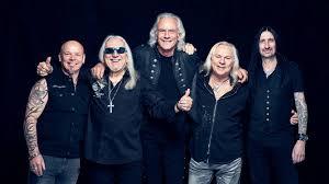 <b>Uriah Heep</b> - Lockdown to Rockdown   The Bridgewater Hall