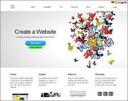 online free website creation best website builders for photographers