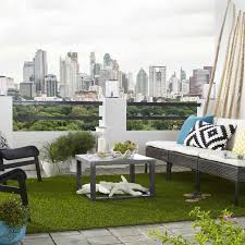 fake grass carpet outdoor. Fake Grass Carpet On Balcony Outdoor