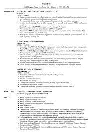 Cash Specialist Resume Samples Velvet Jobs