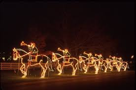 southern lights holiday festival at the cky horse park 4089 iron works pike lexington ky 40511