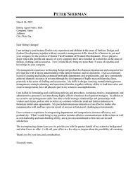 Cover Letters For Fashion Designers Letter Design Puentesenelaire