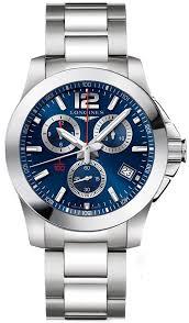 l3 700 4 96 6 longines conquest quartz chronograph mens watch availability longines conquest quartz chrono 41mm mens watch