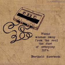 Quotes About Music New 48 GENIUS Music Quotes To Brighten Your Soul BayArt