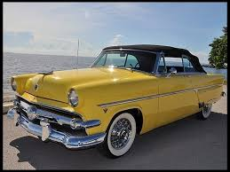 1952 Ford Convertible. | FORD Motor Company | Ford classic cars ...