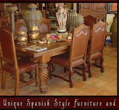 rustic spanish style furniture. Spanish Style Rustic Furniture, Mesquite Doors, Tables, Chairs, Southwestern Furniture E