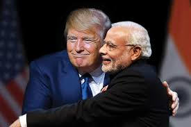 Image result for modi trump