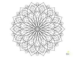 Flower Pictures Coloring Pages Flower Coloring Pages Plus Floral