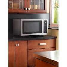 kitchenaid microwave drawer. KitchenAid ARCHITECT\u0026reg; II1.6 Cu. Ft. 1200w Countertop Microwave Oven Kitchenaid Drawer R