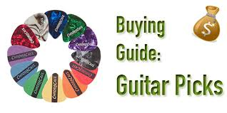 Best Guitar Picks Top 8 Brands And Packs To Consider