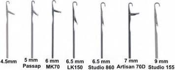 Surgical Needle Chart Mk 70 Needle Comparison Chart Thewoolendiva Fiber Artist
