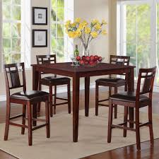 folding dining room table with chairs pub table and stools counter height walmart dining room tables
