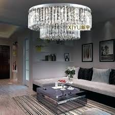 chandeliers for low ceiling small ceilings hotel get ations a cm crystal lamp modern voltage lights