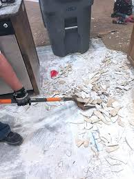how to remove ceramic floor tile how to remove tile flooring yourself with tips and tricks