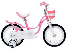 Детский <b>велосипед Royal Baby</b> Little Swan New 18 — купить по ...