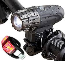 400 Lumen Bike Light Lecimo Usb Rechargeable Bike Light Set Super Bright 400
