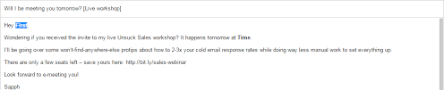 Mail Merge Guide: Send Personalized Emails To A List Of Prospects ...