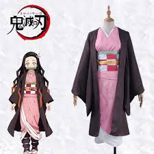 <b>Demon</b> Slayer <b>Cosplay</b> Japanese Traditional Kimono <b>Anime</b> ...