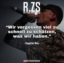 Rap Zitate Und Sprüche At Rapzitatespruche Lyrics Capital Bra