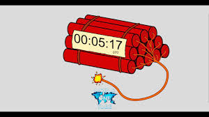 Timer 10 Minutes Countdown Dynamite Timer 10 Minutes Youtube