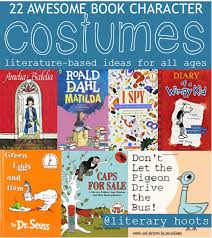 but i still want to highlight some of the most awesome literary costumes i ve seen heck wear these anytime dr seuss day world book day
