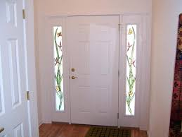stained glass side lights stained glass front door sidelights stained glass sidelights and transoms