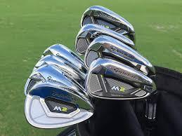 Taylormade M2 2017 Irons Review Golfalot