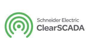 schneider electric logo. clearscada schneider electric logo