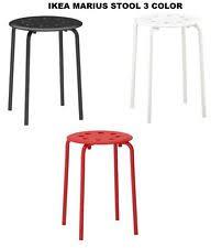 Image Wooden Ikea Stool Marius Kitchen Breakfast Bar Dining Stool Multipurpose Use Brand New Ebay Ikea Kitchen Stools Ebay
