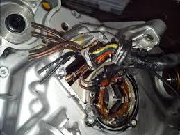 cx stator and seal replacement cx500 g47 stator and pulser wiring harness