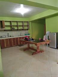 clean living room. Baguio Jalo Apartelle: The Kitchen Area. Clean Living Room