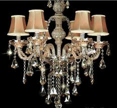 shade chandelier lighting. Captivating Lamp Shades For Chandeliers With A Crystal Ball And Small Shade Canvas Chandelier Lighting L
