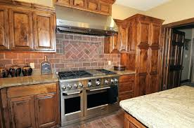 rustic tile backsplash ideas kitchen beautiful kitchen ...