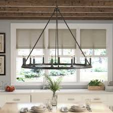 dining room dining room light fixtures. Shayla 12-Light Wagon Wheel Chandelier Dining Room Light Fixtures I