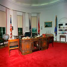 oval office decor. Splendid Interior Decor Redecorated Oval Office With Furniture: Full Size