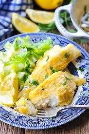 crispy baked cod the seasoned mom
