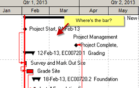 Ms Project Gantt Chart Disappeared Missing Loe Bar In Primavera P6 Professional