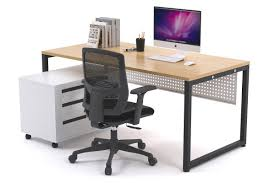 computer table for office. Litewall Evolve - Modern Office Desk Furniture [1200L X 800W] JasonL Computer Table For
