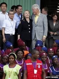 """Résultat de recherche d'images pour """"Clinton haiti"""""""