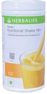 herbalife formula 1 nutritional shake mix 500 g mango