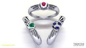 zelda wedding ring awesome legend of zelda spiritual stones ring collection takayas custom