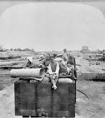 best boxer rebellion images boxers the boxer photo of boxers on the northern at the beginning of the boxer rebellion photo essay on the boxer rebellion chinese christian converts flee