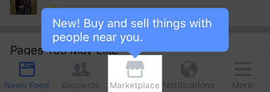 There's a contact facebook button and when i tap it i get a message saying successfully the marketplace icon does not even appear on my app and can't access it through my desktop browser i'm not sure. The Low Down On Facebook Marketplace Is It Any Good Econsultancy