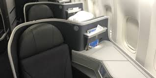 Review American Airlines 777 200 Business Class Dallas To