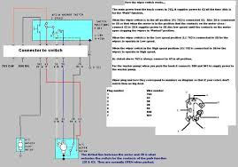 windshield wiper motor wiring diagram wiring diagram schematics wiper motor or wiring the fordification com forums