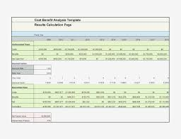 Cost Analysis Template Excel Ideas For Benefit Of Your Format Sample Awesome Cost Analysis Format